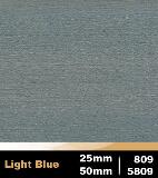 Light Blue 25mm cod 809   Light Blue 50mm cod 5809