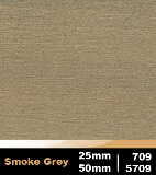 Smoke Grey 25mm cod 709 | Smoke Grey 50mm  cod 5709