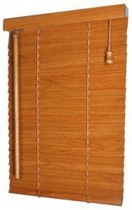 Jaluzele orizontale din lemn25mm